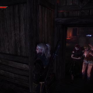Helping Moril escape