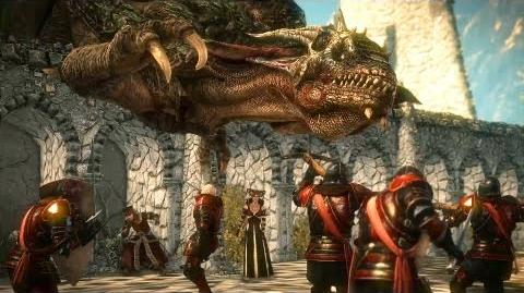 Enter the Dragon (The Witcher 2) Full HD