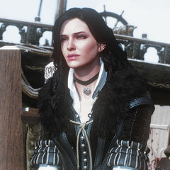 Yennefer in <i><a href=