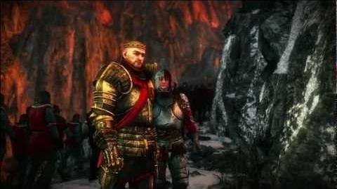 The Witcher 2 Enhanced Edition - Witch Hunt in Loc Muinne (Epilogue Cutscene)