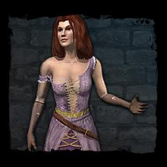Portret z oryginalnej gry