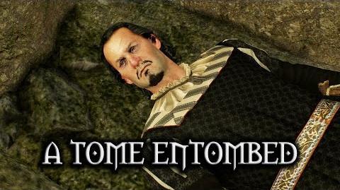 The Witcher 3- Wild Hunt - A Tome Entombed