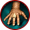 Game Interaction icon signet
