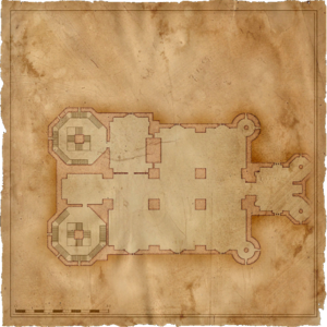 Map Kaer Morhen ground floor.png