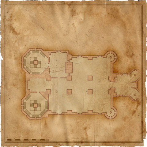 File:Map Kaer Morhen ground floor.png
