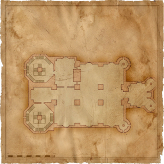 Ground Floor<br />(1st floor for North Americans)