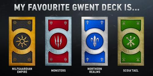 Tw3 Gwent decks