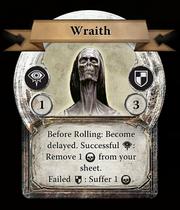 Twag monster card wraith