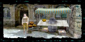 Temple Quarter peasant trader
