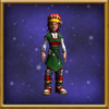 Robe Mage's Robe Male