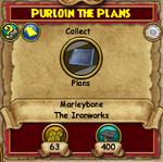 MB Q Purloin the Plans 2