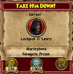 Take Him Down!