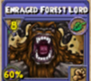 Enraged Forest Lord Item Card