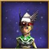 Hat Vindicator's Helm Female