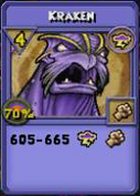 Kraken Item Card