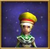 Hat Brigadier's Cap Female