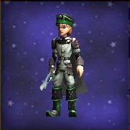Robe DS Undead Vestment Male