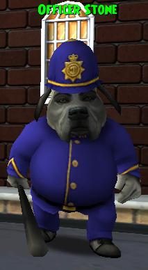 Officer Stone