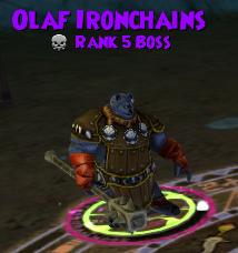 Olaf Ironchains