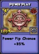 Power Play Item Card Variation