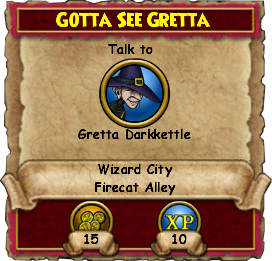 Gotta See Gretta