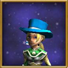 Hat Hat of Accuracy Female
