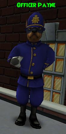 Officer Payne