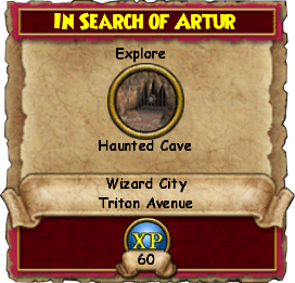 In Search Of Artur