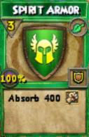 Spirit Armor