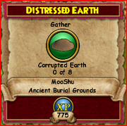 Distressed Earth
