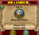 Nor a Lender Be...