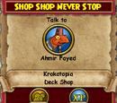 Shop Shop Never Stop
