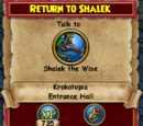 Return to Shalek