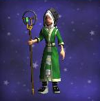Robe MS Garment of Yodels Female
