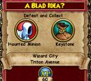 A Blad Idea?