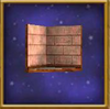 Coral Brick Wallpaper