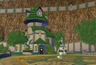 Lady Blackhope's Tower