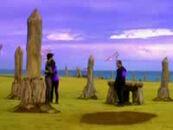 Thumb movie scene - alex wins wizard competition