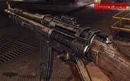 Nazi assault rifle 1946 rear view by panick-d7k07lw