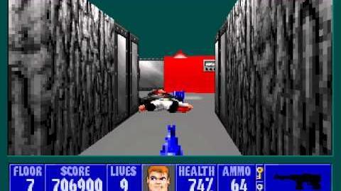 Video Spear Of Destiny 2 Return To Danger Floor 8