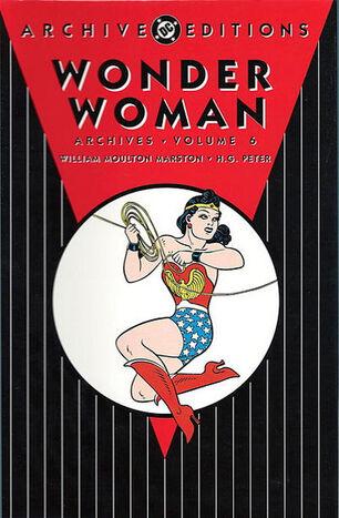 Wonder Woman Archives 06