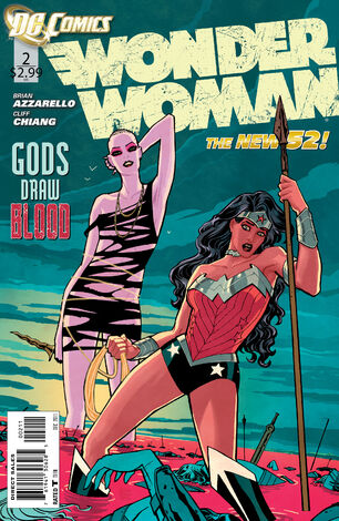 Wonder Woman Vol 4-2 Cover-1