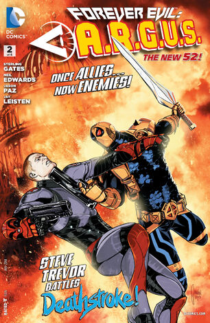 Forever Evil - A.R.G.U.S. Vol 1-2 Cover-1
