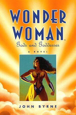 Gods and Goddesses novel