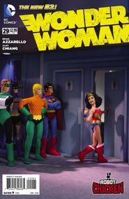 Wonder Woman Vol 4-29 Cover-2