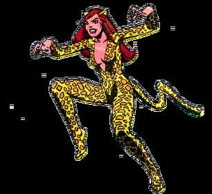 Cheetah Deborah Domaine