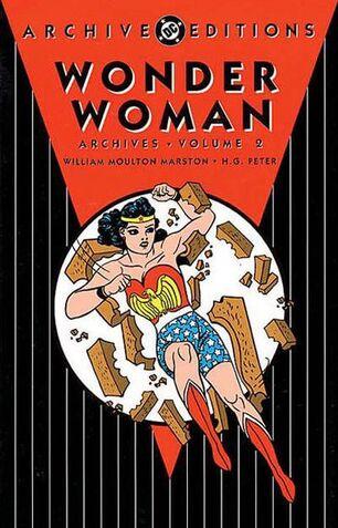 Wonder Woman Archives 02