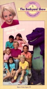 Barney The Backyard Gang The Backyard Show Twilight Sparkles - Barney backyard gang concert vhs