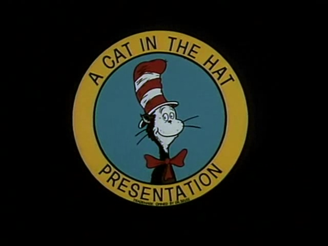 The Cat In The Hat Sing Along