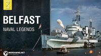 Naval Legends - Belfast